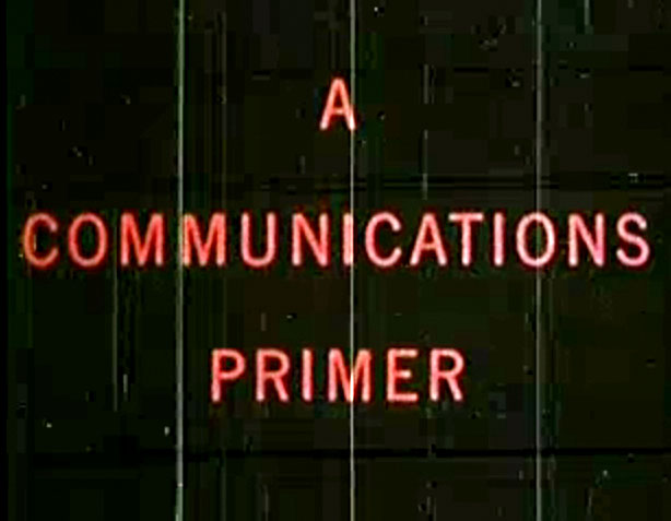 A Communications Primer by Charles and Ray Eames